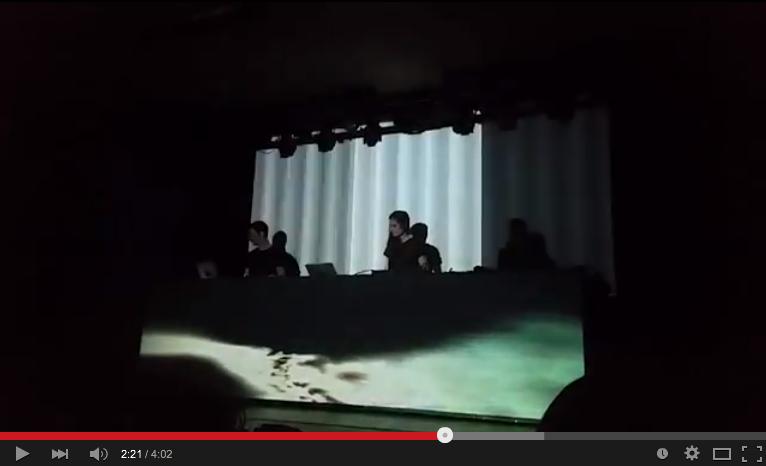 d/evolution AV live en Youtube